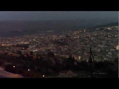 Médina de Fez – coucher de soleil