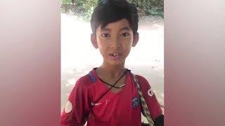 Meet the poverty-stricken boy who can speak twelve languages
