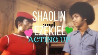 Shaolin & Ezekiel | Acting Up