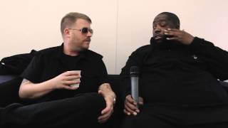 "Run The Jewels On Their ""Zombieland Apocalypse"" Live Show"