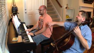 25 or 6 to 4 - Chicago Piano and Cello Cover