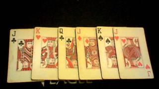 Mágica das cartas - Lendo sua mente