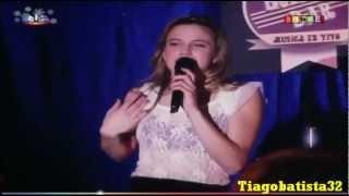 """Dance! A força do coração - Miranda canta """"Sou assim"""""""