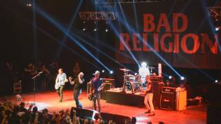 "BAD RELIGION ""Sorrow"" @ Live at Teatro Caupolicán - Santiago, Chile - 2014"