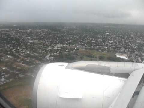Landing Managua,Nicaragua 2 (TACA)