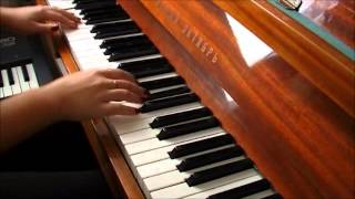 Enrique Iglesias - Finally Found You (Piano Version)