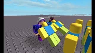 two girls are hungry roblox tummy stuffing animation
