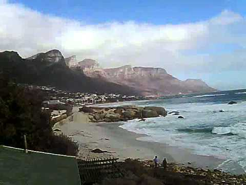 Timelapse Video – Glen Beach & Camps Bay – 30/06/2011