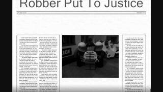 Lego: The Robber And The Cop