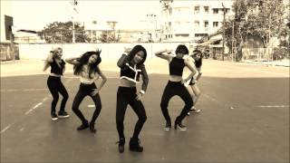 4MINUTE - 미쳐(Crazy) cover By Baby Doll (I Do Dance Studio)