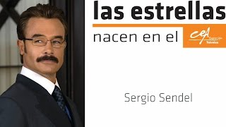 Sergio Sendel #LasEstrellasNacenEnElCEA