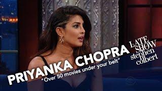 Priyanka Chopra Is Living In America On A Visa