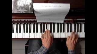 You know what I mean (Phil Collins) - Piano and song cover