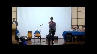"""Suerte Contigo - KM """"El Maestro De Las Rimas"""" Live."""