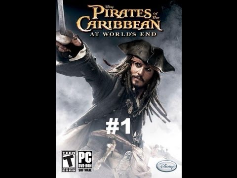 Pirates Of The Caribbean At World's End Pc Game (PART 1)
