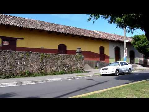 Driving in Granada – Nicaragua