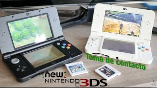 New Nintendo 3DS y 3DS XL, toma de contacto