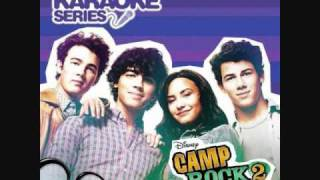 Camp Rock 2- Introducing Me (Karaoke/Instrumental)