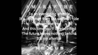 Amaranthe - Afterlife (HD + Lyrics)