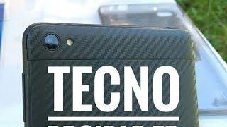 """TECNO DroiPad 7D: Affordable 7"""" Tablet Running Android Nougat"""