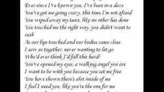 Michael Warren-You Changed Me Lyrics