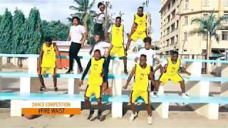 FIRE WAIST DANCE COMPETITION (GROUP J)