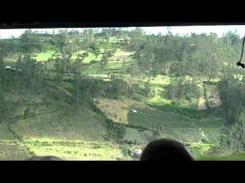 Countryside between Popayan, Colombia and Otavalo, Ecuador (Pt. 2)