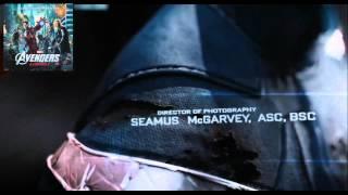 """Musique Générique de Fin du Film ~ """"The Avengers"""""""