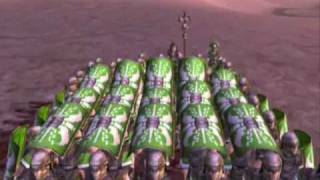 Rome Total War Intro feat disturbed