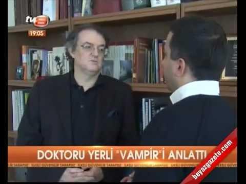 """Dünya'nın ilk gerçek vampiri Denizli'de yaşıyor. Tıp literatürüne """"vampirizm"""" olarak girdi"""
