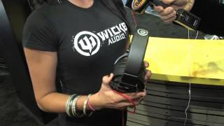 Wicked Audio Shows Their Headset Line at CES