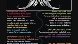 KARAOKE Z . JESS - BAILANDO LENTO . pista original