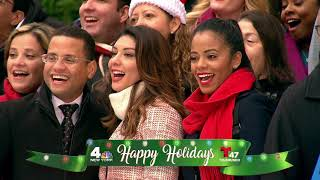 "News 4 New York: ""2019 Holiday Sing-Along"" 30 Sec Promo"