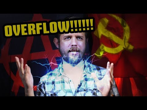 Overflow! - Re: the direction of the channel, leftist unity, Thought Slime, Mastodon