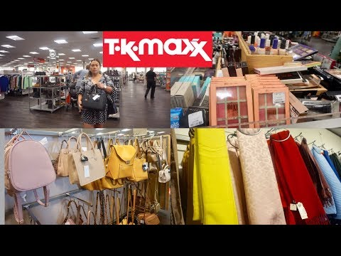 Where Is The Key Code On A Tk Maxx Receipt 09 2021