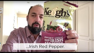 Keogh's Sweet Chilli and Irish Red Pepper
