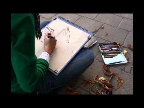Time-lapse: Armenian street, Lviv, Ukraine