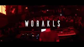Locked at INPUT (Worakls Live in Barcelona) - 03/03/2017