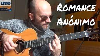 ROMANCE ANÓNIMO - Guitar Cover - Parte I