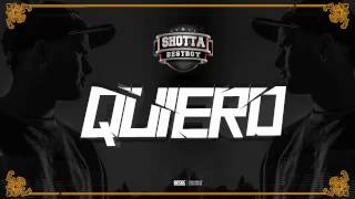 Shotta - Quiero (Audio)