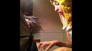 In Fact in Major (Cover by Cassidy Kubat)