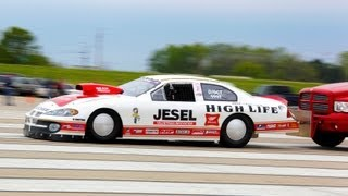Chasing 200 MPH at the First Ever Ohio Mile! - HOT ROD Unlimited Episode 8