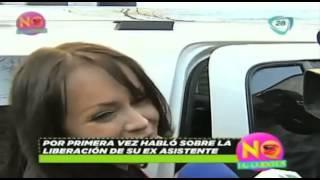 Gaby Spanic habla sobre María Celeste Fernández. No lo Cuentes