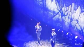 "170429 Sam Kim&정승환 - Who Are You @ 2017 GONG YOO LIVE ""MAKE A WISH"" in TAIPEI"