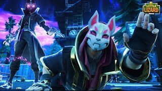 Drift's EVIL SISTER HUNTS DRIFT! - Fortnite Season X
