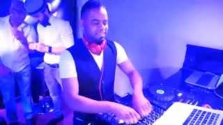 2015-04-05 - Black&White Spirit - DJ Senconta / DJ Fonseca / DJ Johnny / DJ Relampago