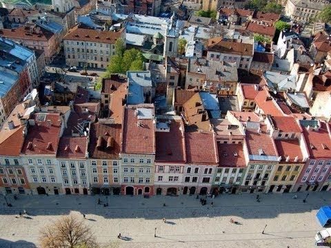 Львів весною і літом | Lviv in the spring and summer