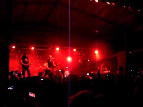 Therion-Clavicula Nox-live El Salvador 13/10/2010