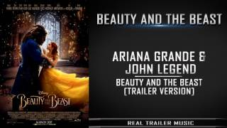 Beauty and the Beast Final Trailer Music #2 | Ariana Grande  John Legend - Beauty And The Beast