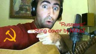 Russians. Sting cover by MikaZ 26/10/2010